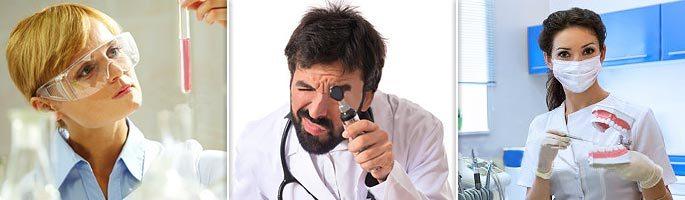 Лор, аллерголог, стоматолог