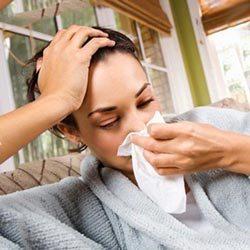 Сильная заложенность носа