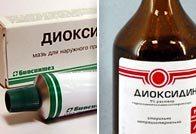 Как использовать Диоксидин при гайморите