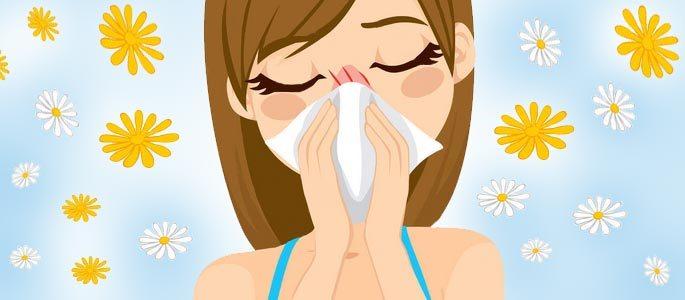 Аллергическая форма гайморита