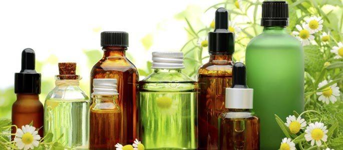 Эфирные масла из различных трав и цветков