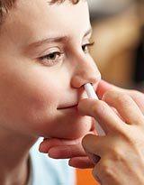 Ринофлуимуцил для ребенка