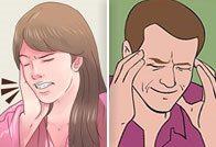 Сильные боли при гайморите