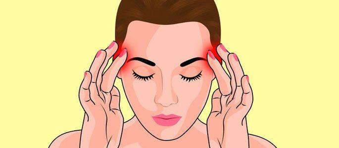 Возможные причины головной боли во время реабилитации