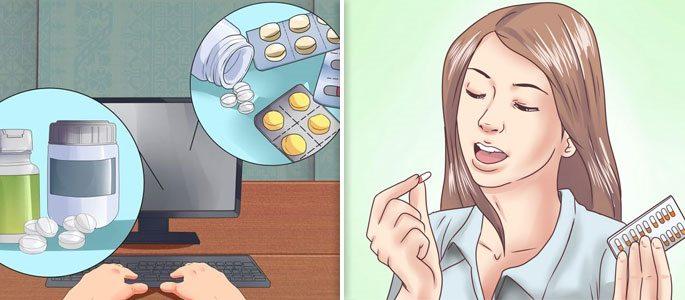 Какие антибиотики существуют?