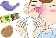 Борьба с насморком в домашних условиях