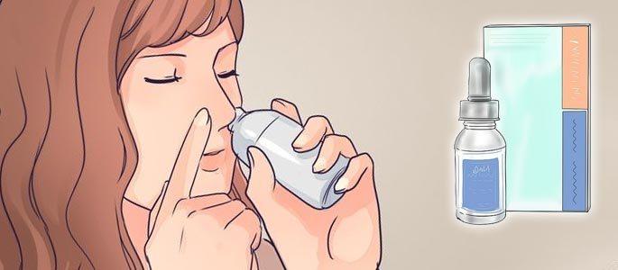 Сосудосуживающие капли для носа