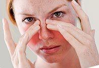 Основные различия насморка и гайморита