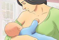 Лечение гайморита у кормящих мам