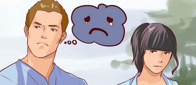 Подавление эмоций и психологические срывы