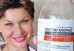 Промывание хлоридом натрия