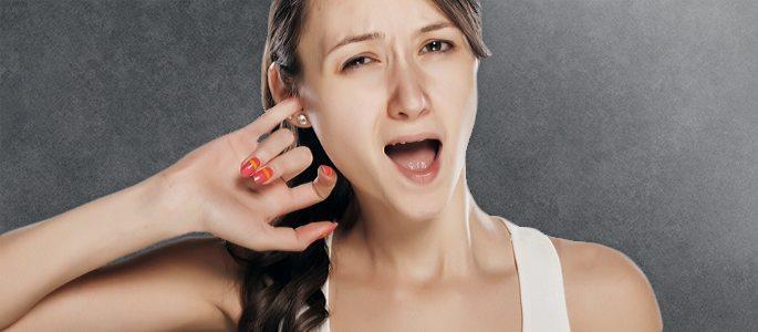 Ощущение заложенности в ухе