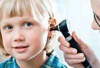 Отит у детей - лечение и профилактика