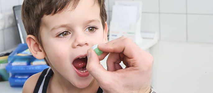 Антибиотики в детском возрасте